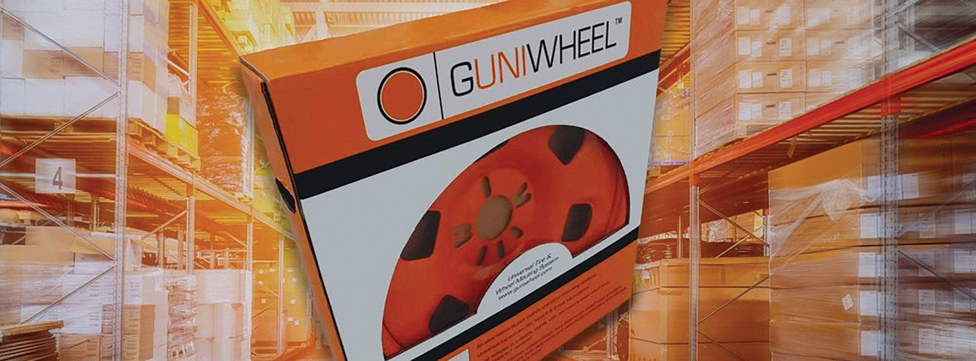 Guniwheel product in a box