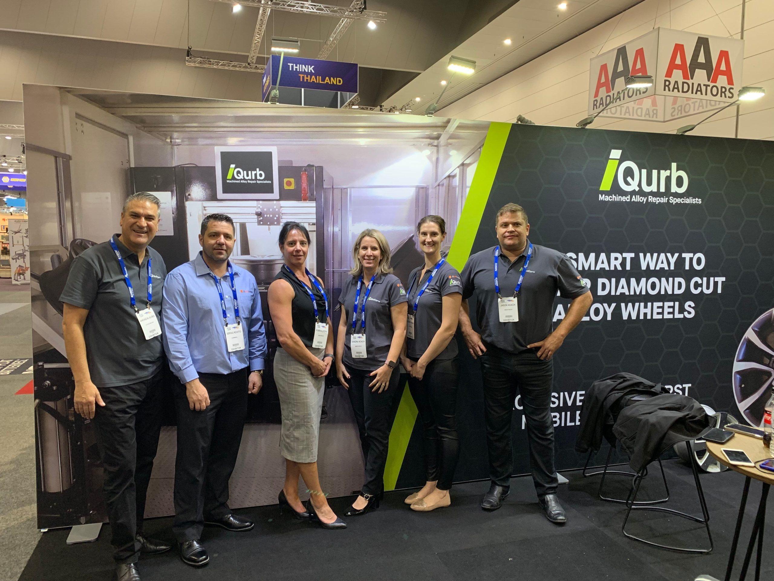 iQurb staffs
