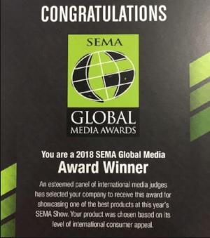 SEMA Global Media Awards