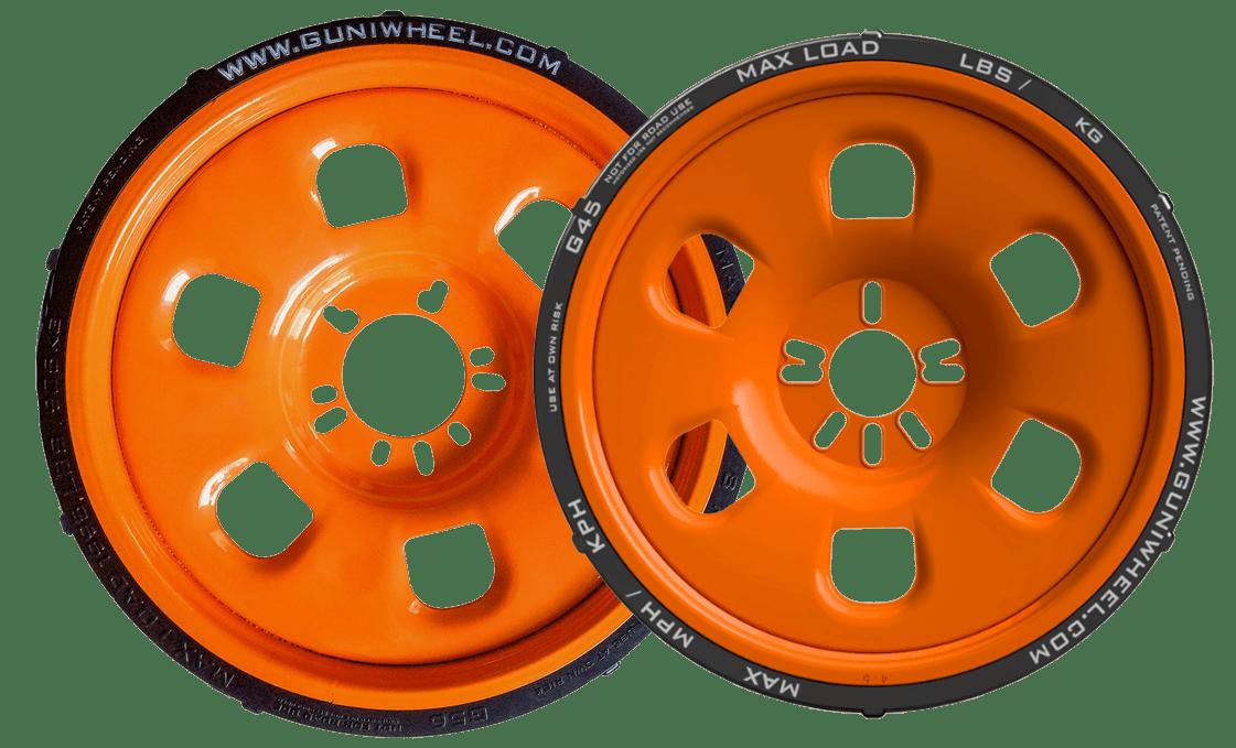 2 Guniwheel 45